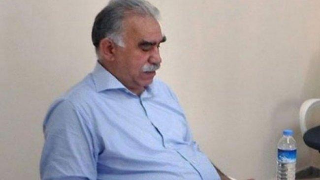 Öcalan'dan iki cümlelik mesaj