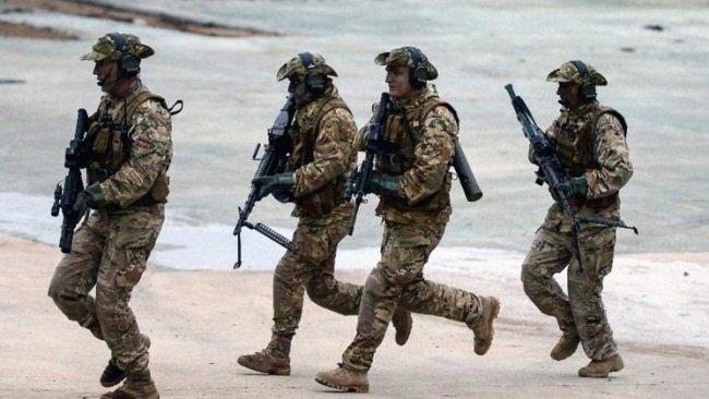 Türk SAT Komandoları Suriye'ye giriş yaptı