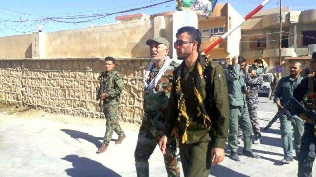 ABD askerleri Haşdi Şabi'ye mühlet verdi