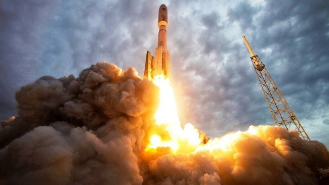 ABD gizli bir uydu fırlatmayı planlıyor
