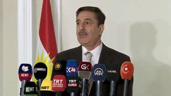 ENKS ile YNK Rojava'yı görüştü