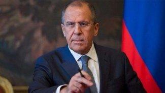 Lavrov: Suriye ve Irak'ta Kürtlerin sorunları diyalogla çözülmelidir