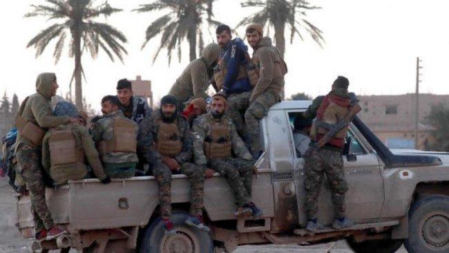 SOHR: Suriye'deki son IŞİD kalesinden tahliyeler sürüyor