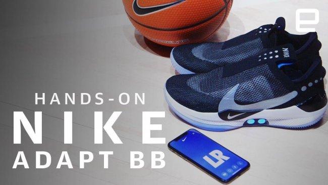 Teknoloji ayaklarımıza ulaştı: Nike'tan uzaktan kumandalı ayakkabı