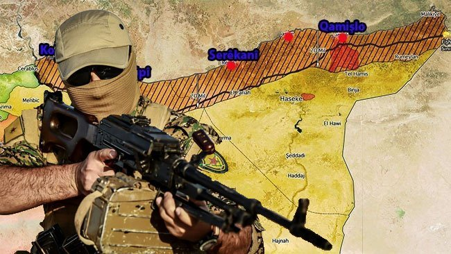 YPG'den güvenli bölgeye şartlı destek