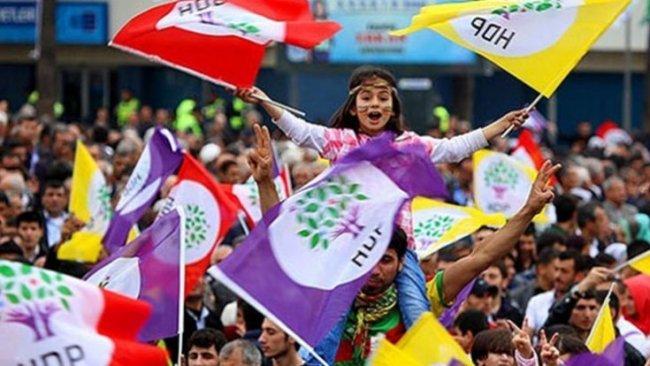 HDP'nin Diyarbakır mitingi yarın