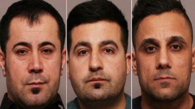 İngiltere'den 3 Kürt gence müebbet hapis cezası