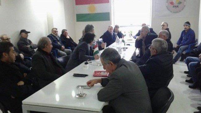 'Yurtsever Demokrat İttifakı' Yerel Seçim startını verdi