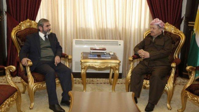 Başkan Barzani, Yekgırtu lideriyle görüştü