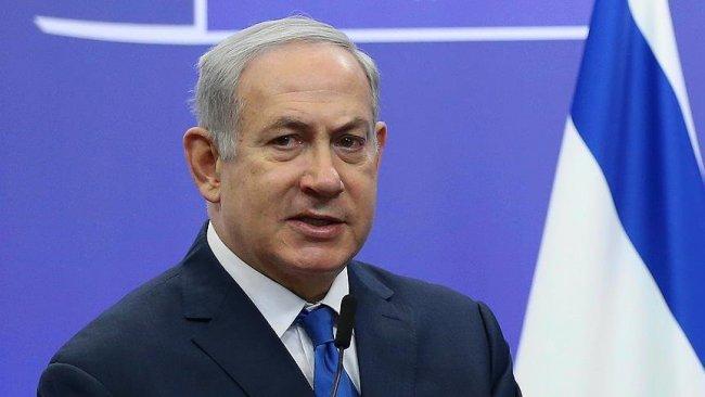 Netanyahu: İsrail'in değişmiyen politikası İran'la mücadele