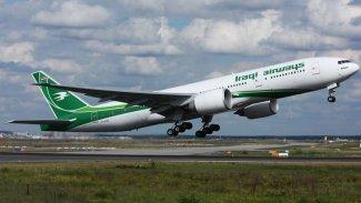 Irak Havayolları uçuş sunumlarına Kürtçe de eklenecek