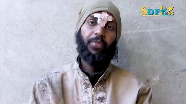 'IŞİD'in Sesi' olarak bilinen Kanadalı cihatçı Kürtlerin elinde