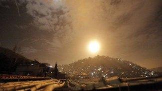 İsrail, Suriye'ye hava saldırısı düzenledi