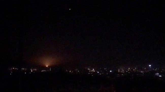 İsrail'in Suriye hava saldırısına Rusya'dan açıklama