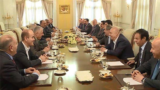 Kürdistan'da Partiler arası stratejik ittifak hamlesi