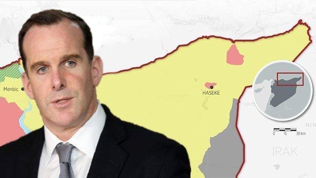 McGurk'tan yeni açıklama: Türkiye, Suriye'de ABD'nin yerini alamaz