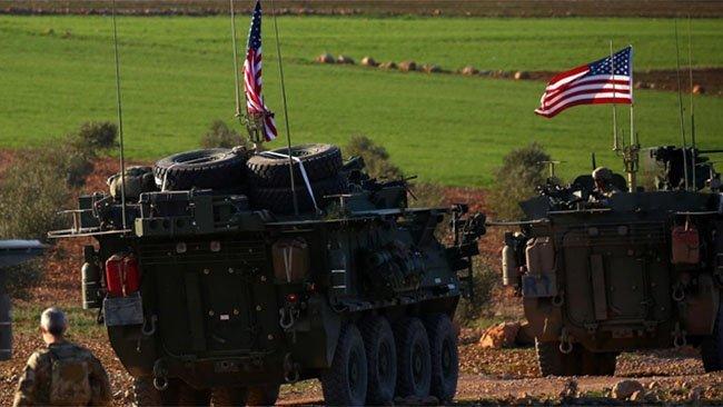 Saldırısı sonrası, ABD'den Kürt bölgesine askeri sevkiyat