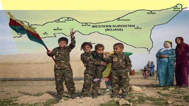 Times: Kürtler, 'Suriye'ye bağlı özerk bölge' teklifi sunacak!