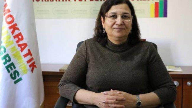76 gündür açlık grevinde... Leyla Güven'in sağlık durumu iyi değil