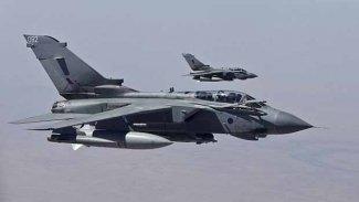 İngiltere bölgedeki savaş uçaklarının sayısını azaltıyor