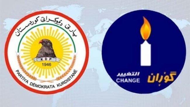 KDP ve Goran yeni hükümeti görüşüyor