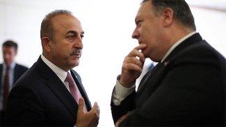 Pompeo telefon etti: Ankara'nın kaygısı dikkate alınacak ama YPG de korunacak