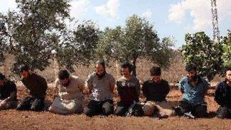 SOHR: 600 IŞİD'li DSG'ye teslim oldu