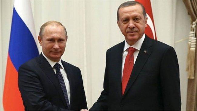 Erdoğan Rusya'ya gidiyor: Gündem Suriye