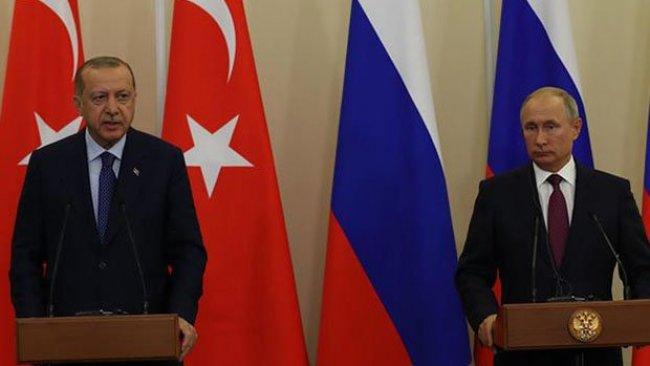 Putin: 'Bu bölge Kürtlerin kontrolünde'