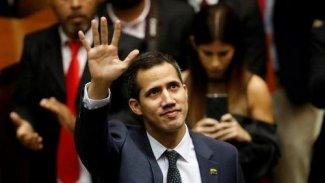 Trump Venezuela Muhalefet Liderini Geçici Cumhurbaşkanı Olarak Tanıdı