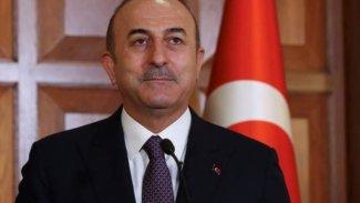 Çavuşoğlu: Suriye'de güvenli bölgede henüz netleşmiş bir şey yok
