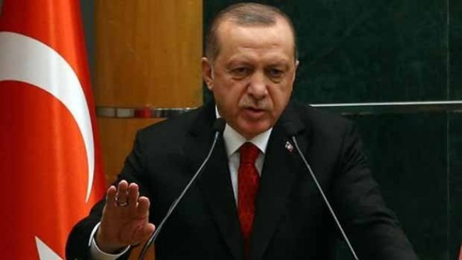 Erdoğan: Suriye'yi işgal gibi bir derdimiz yok