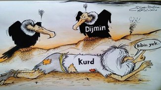 Kendi İçinde Birlik Olamayan Kürd Siyasetinin Sefaleti