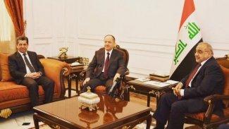 Peşmerge maaşlarının onaylanması Başkan Barzani'nin Bağdat ziyareti sayesinde oldu