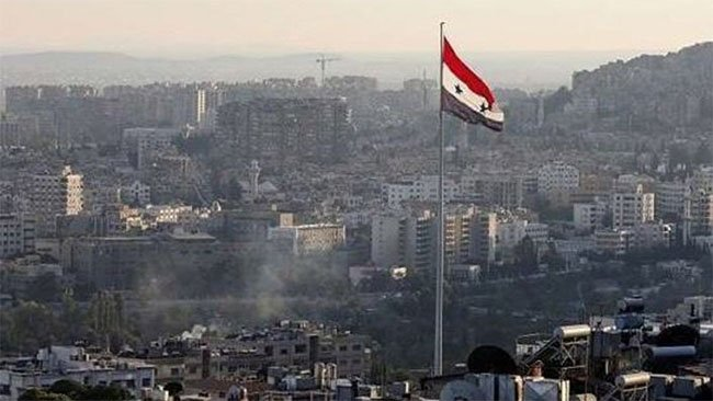 Şam'da patlama!