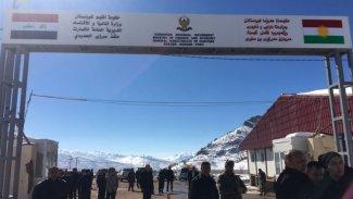 Serzêrê Sınır Kapısı Türkiye tarafından kapatıldı