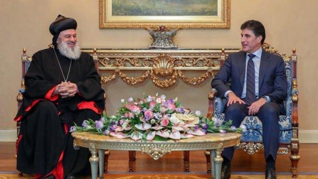 Başbakan Barzani: Hıristiyanlar Kürdistan'da kalmalı