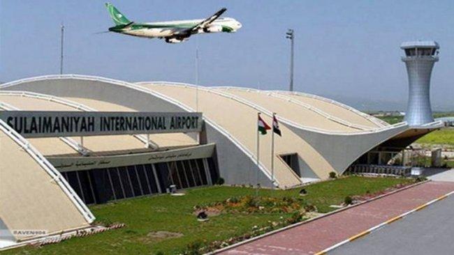 Süleymaniye'de uçak seferleri başlıyor