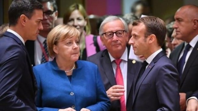 Almanya, Fransa ve İspanya'dan Maduro'ya 8 gün mühlet