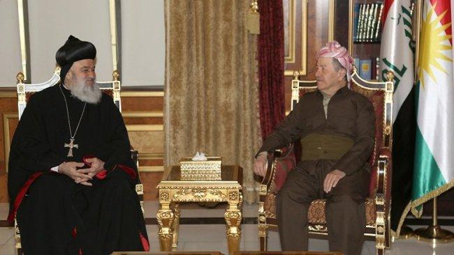 Başkan Barzani: Kürdistan hepsinin ülkesi