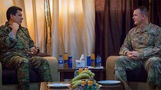 DSG: Şam ile görüşmelerde taviz vermeyeceğimiz kırmızı çizgi...