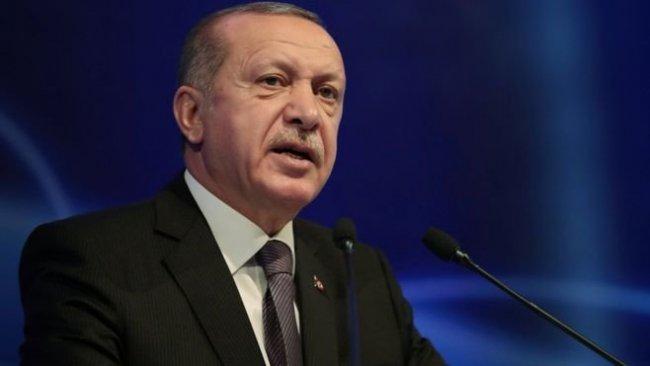 Erdogan'dan Şeladize olayları yorumu