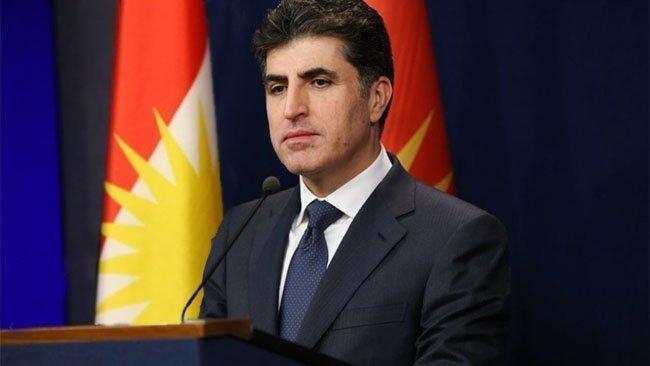 Başbakan Barzani'den taziye mesajı