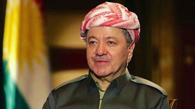 'Başkan Barzani Kürdistan ulusal kurtuluş davasının sembolüdür'