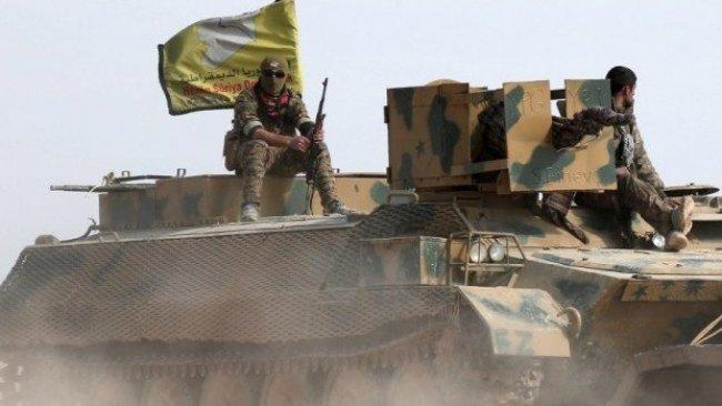 DSG duyurdu... IŞİD'in denetiminde dört kilometrekarelik toprak kaldı
