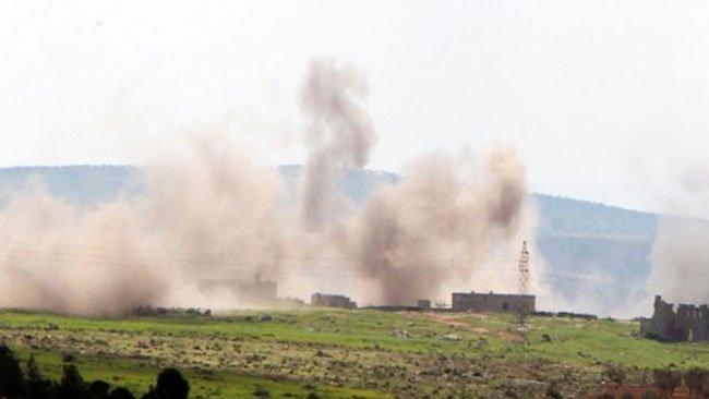 Efrin'de patlama: 1 ölü