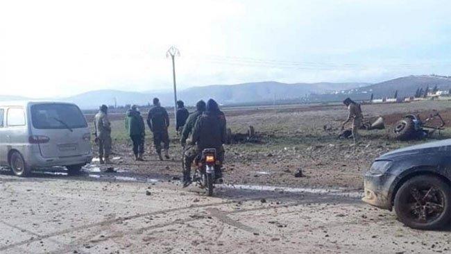 Efrin'de patlama: 2 ÖSO üyesi öldü