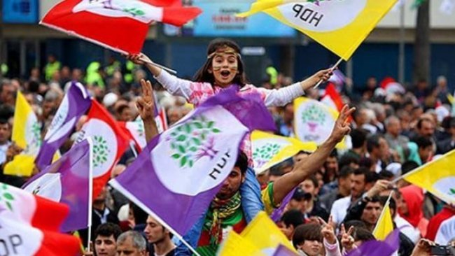 HDP'nin göstereceği adaylarının son listesi