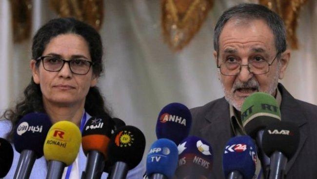 MSD, Kürdistan Bölgesi'nden destek istedi