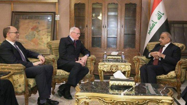 ABD'den Irak'a üç stratejik bilgi notu